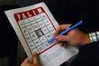 Sarah Palin Bingo Scorecard
