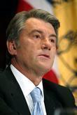 President Of Ukraine Viktor Yushchenko
