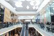 Westfield Shopping Centre, the largest urban shopping mall...