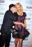 Benji Madden and Paris Hilton celebrate Nicky Hilton's...