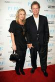 Kathy Hilton and Rick Hilton celebrate Nicky Hilton's...