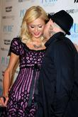 Paris Hilton and Benji Madden celebrate Nicky Hilton's...