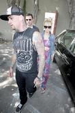Benji Madden and Nicole Richie