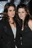 Nikki Reed and Kristen Stewart