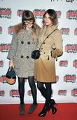 Alexa Chung and Guest The 2009 Shockwaves NME...