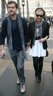 Diane Kruger, Joshua Jackson, Bryant Park, New York Fashion Week