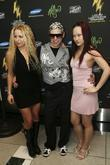Designer Indashio with models Mercedes-Benz IMG New York...