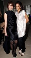 Helena Christensen and Rachel Roy