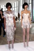 Models and Rachel Roy
