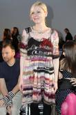Kirsten Dunst, New York Fashion Week