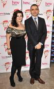 Rowan Atkinson and Jodie Prenger
