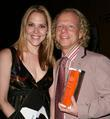 Bruce Cohen and Mary McCormack The Outfest 2008...