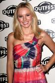 Kristen Bell The Outfest 2008 Legacy Awards held...