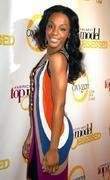 dawn richard at the oxygen media launch party for a