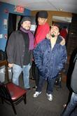 Asdru, Charlie, Raul of Ozomatli performing at Irving...