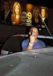 Donald Faison upset as he departs the Grand...