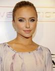 Hayden Panettiere arrives at the Grand Re-Opening of...