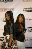 Vanessa Simmons and Angela Simmons The Grand Re-Opening...