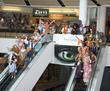 Celebrities Promote Panto Season at the O2 Centre - Photocall