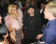 Paris Hilton and Benji Madden at Prive nightclub...