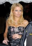 Paris Hilton leaves Ivy Restaurant in West Hollywood...