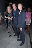 Kathy Hilton, Paris Hilton and Rick Hilton
