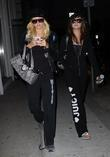 Paris Hilton and her new BFF Brittany Flickinger