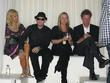 Paris Hilton, Benji Madden, Nicky Hilton and Rick Hilton