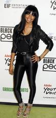 Alycia Bellamy and Black Eyed Peas