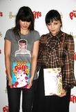 Daisy Lowe and Pearl Lowe