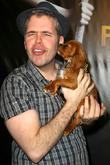 Perez Hilton and Alicia Jacobs