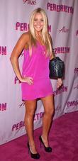 Amanda Bynes Perez Hitlon's 31st Birthday Bash held...