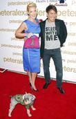 Katherine Heigl and Peter Alexander