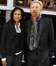 Boris Becker and his future mother-in-law Antonella Meyer-Wölden