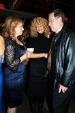Paula Jones, Sharon Pinkenson and Sam Katz
