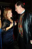 Paula Jones With Gop Political Candidate Sam Katz