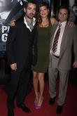 Colin Ferrell, Lake Bell, Jay Wigham New York...