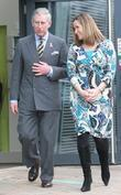 Prince Charles and The Prince Of Wales Visits The New Breast Cancer Haven