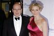 Prince Albert and Charlene Wittstock 2008 Princess Grace...