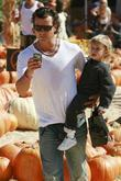 Gavin Rossdale, his son Kingston