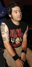 Musician Fat Mike AKA Mike Burkett