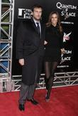 Kelly Bensimon and James Bond