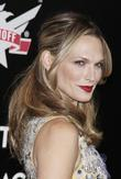 Molly Sims and James Bond