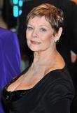 Dame Judy Dench and James Bond
