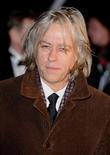 Bob Geldof and James Bond