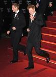 Prince William, James Bond and Prince Harry