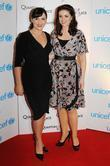 Grainne Seoige and Sile Seoige The Irish premiere...
