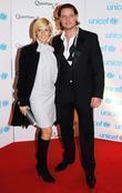 Lisa Duffy and Keith Duffy The Irish premiere...
