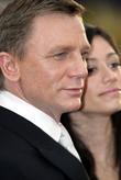 Daniel Craig and Satsuki Mitchell