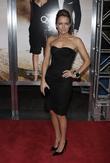 Becki Newton and James Bond